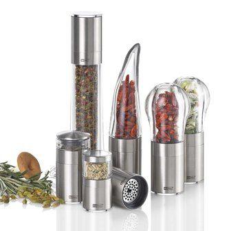 Herbs Mills & Cutters